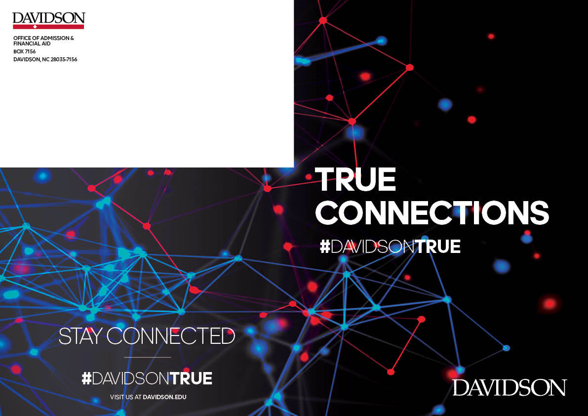 True Connections Davidson True Cover and Back Cover